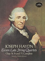 Eleven Late String Quartets