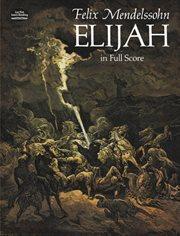 Elijah cover image