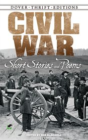 Civil War short stories and poems cover image