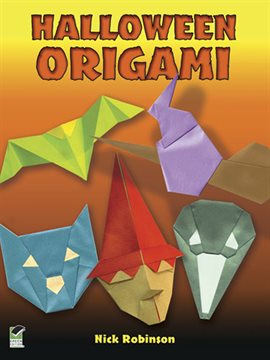 Cover image for Halloween Origami