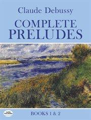 Complete preludes cover image