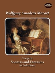 Complete sonatas and fantasies for solo piano cover image