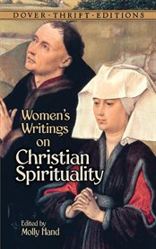 Women's writings on Christian spirituality cover image