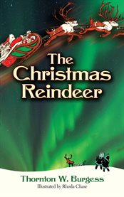 The Christmas reindeer cover image