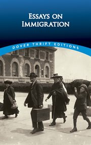 Essays on immigration cover image