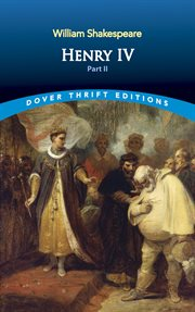 Henry IV, part I cover image
