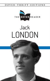 Jack London: the Dover reader cover image