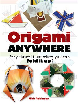 Cover image for Origami Anywhere