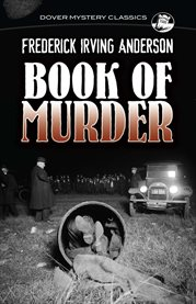 Book of murder cover image