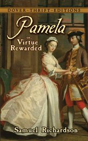Pamela: or, Virtue Rewarded cover image