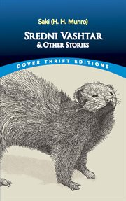 Sredni Vashtar, and other stories cover image