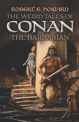 Cover image for The Weird Tales of Conan the Barbarian