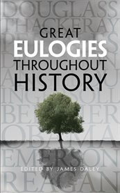 Great eulogies throughout history cover image