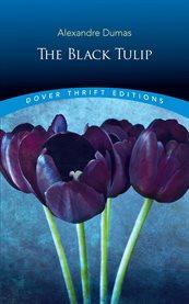 The black tulip cover image