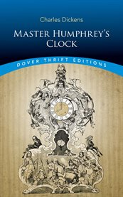 Master Humphrey's clock : and A child's history of England cover image