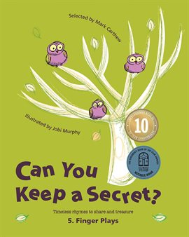 Can You Keep A Secret? 5: Finger Plays