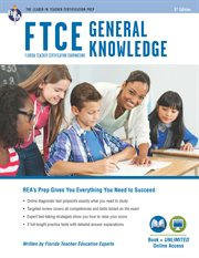 Ftce General Knowledge Book