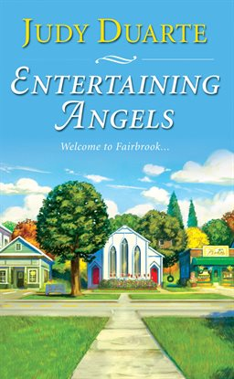 Cover image for Entertaining Angels