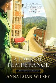 A lack of temperance cover image
