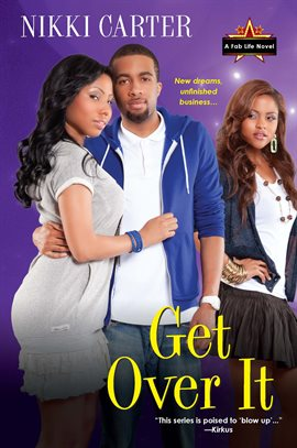 Cover image for Get Over It