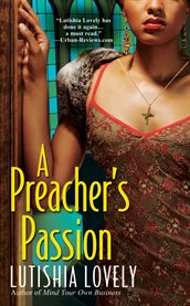 A preacher's passion cover image