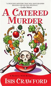 A catered murder cover image