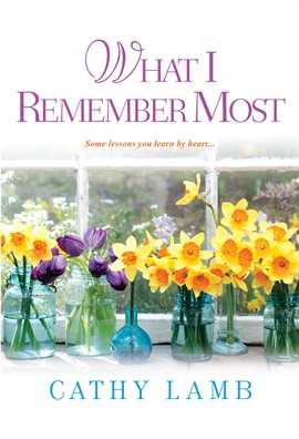 Cover image for What I Remember Most
