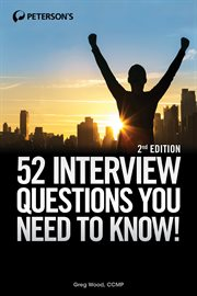52 Interview Questions You Need to Know