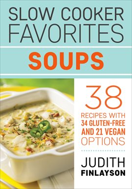 Cover image for Soups
