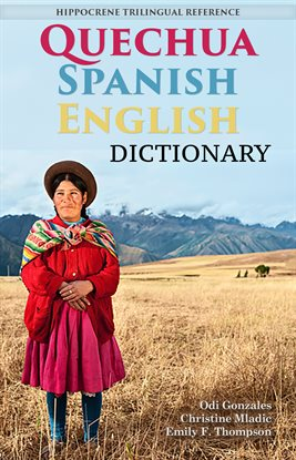 Cover image for Quechua-Spanish-English Dictionary