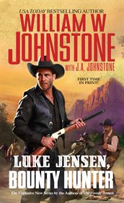 Luke Jensen, bounty hunter cover image