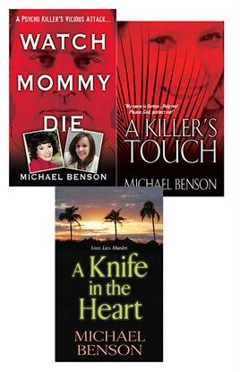 Cover image for Michael Benson's True Crime Bundle