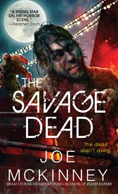 The savage dead cover image