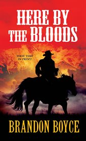 Here by the bloods cover image