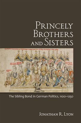 Cover image for Princely Brothers and Sisters