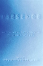 The presence cover image