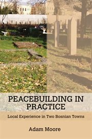 Peacebuilding in practice : local experience in two Bosnian towns cover image