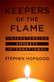 Keepers of the flame : understanding Amnesty International cover image