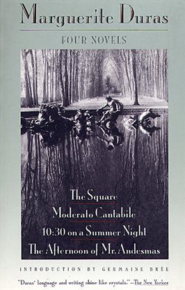 Cover image for Four Novels