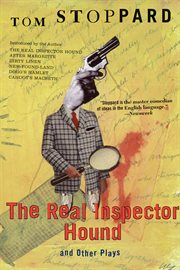 The real Inspector Hound and other plays cover image