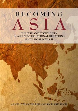 Cover image for Becoming Asia