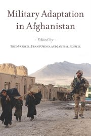 Military adaptation in Afghanistan cover image