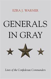 Generals in Gray