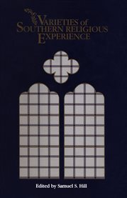 Varieties Of Southern Religious Experiences