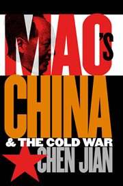 Mao's China and the cold war cover image