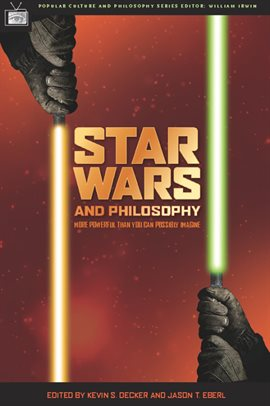 Star Wars and Philosophy Book Cover