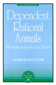 Dependent Rational Animals