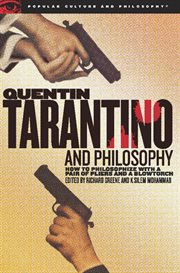 Quentin Tarantino and Philosophy cover image