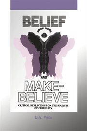 Belief and Make-Believe
