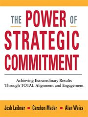 The Power of Strategic Commitment